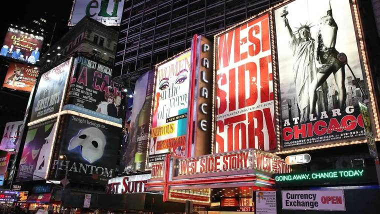 Une soirée à Broadway – Dîner de Gala